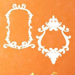 Baroque Frames Set 2