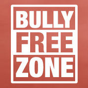 Bully Free Zone, Teacher Wall Decal