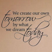 Create Our Own Tomorrow
