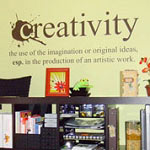 Creativity Definition Vinyl Wall Art Decal