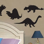 Dinosaur Wall Decal Vinyl Stickers
