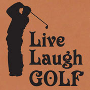 Golf Sports Wall Quote, Sports Wall Decal