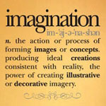Imagination Definition Vinyl Wall Decal