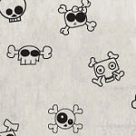 Skulls Wall Decal Set