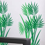 Tall Grasses Grass Wall Decal Vinyl Wall Art