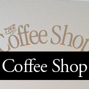 Coffee House Wall Decals