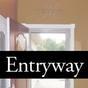 Entryway Wall Decals