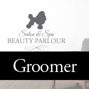 Dog Groomer Wall Decals
