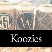 Custom Drink Koozie's