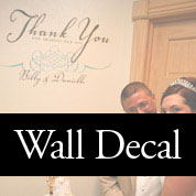 Wedding Wall Decals