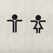 Public Restroom Signs for Business