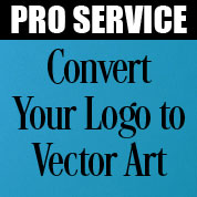 Business Logo Professional Vector Redraw Service