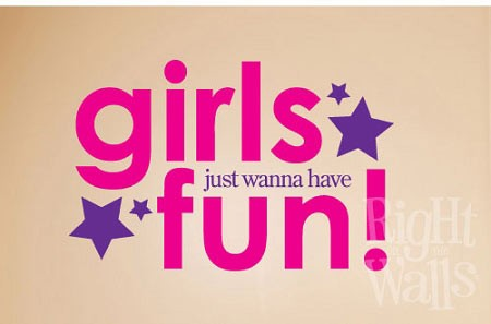 Girls Have More Fun