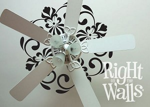 Whimsy Ceiling Decal