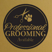 Dog Grooming Available, Wall Decal, Vinyl Wall Art, Wall Decor