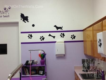 Dog Grooming Wall Decals Decorating Ideas