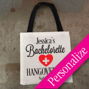 Bachelorette Party Mini Tote Bag