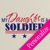 Soldier Wall Decal, Military Vinyl Wall Art, Americana