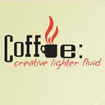 Lighter Fluid Coffee Kitchen Vinyl Wall Decal