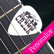 Custom Logo Guitar Pick