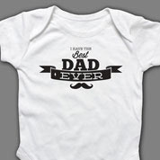 Best Dad Ever Onesie or T-shirt
