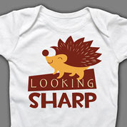 Looking Sharp Onesie or T-shirt