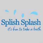 Splish Splash Bathroom Vinyl Wall Decal