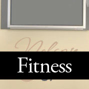 Fitness Room Gym Wall Decals