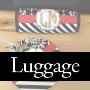 Luggage Tags & License Plates