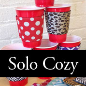 Red Solo Cup Cozy