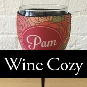 Wine Glass Cozy