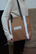 Football Purse Tote Bag