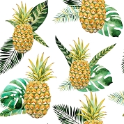 Pineapple Craft Vinyl Sheet 12