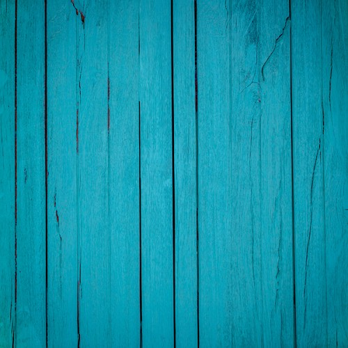 "Blue Painted Wood Patterned Craft Vinyl 12"" x 12"" Sheet9"