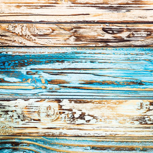 "Aged Beach Wood Craft Vinyl 12"" x 12"" Sheet"