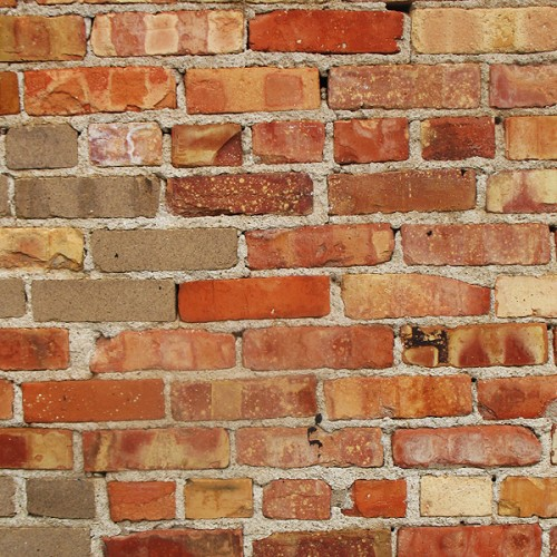 Brick Wall Craft Vinyl Sheets Custom Printed Hobby Vinyl