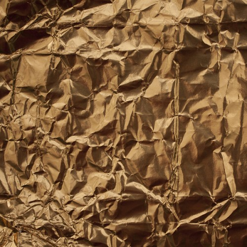"Paper Bag, Brown Craft Paper Patterned Craft Vinyl 12"" x 12"" Sheet"