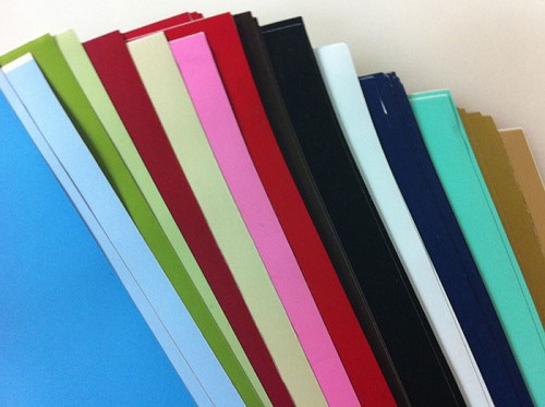 Craft Vinyl Sheets - Oracal 631 Matte Removable
